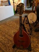 The Gibson A1-Mandolin...