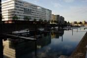 Abendstimmung am Innenhafen...